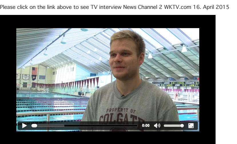 News Channel 2 WKTV.com TV interview – USA