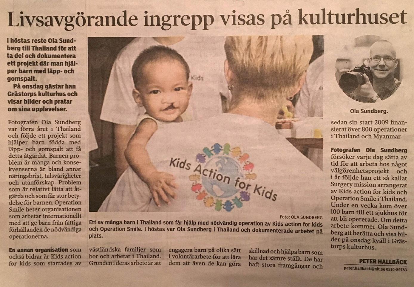 Nya Lidköpings-Tidningen – Sweden