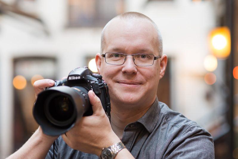 Swedish freelance photographer donates his expertise | Kids