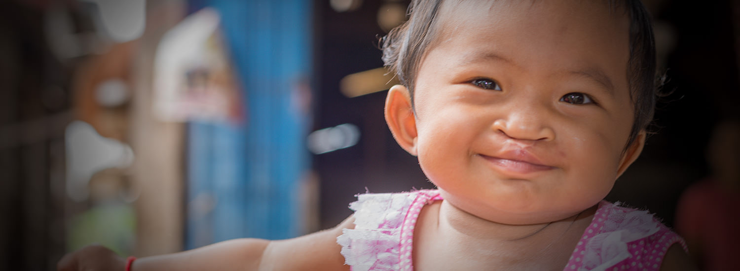 One surgery can make a big difference in a child's life.
