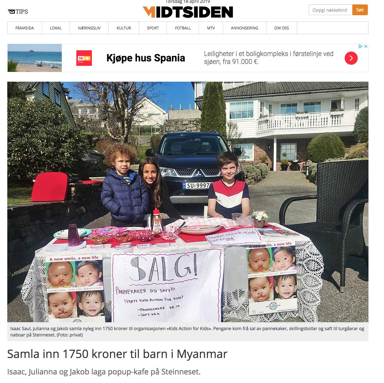 Midtsiden – Norway
