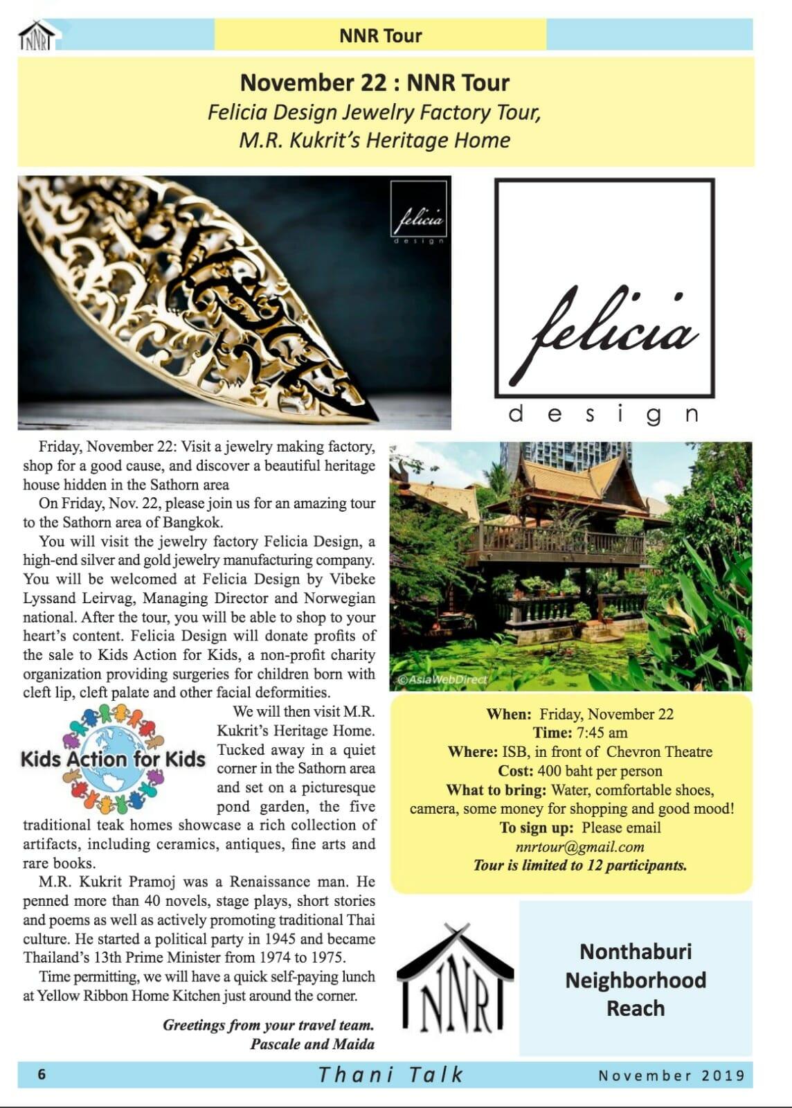 Thani Talk Magazine – Thailand