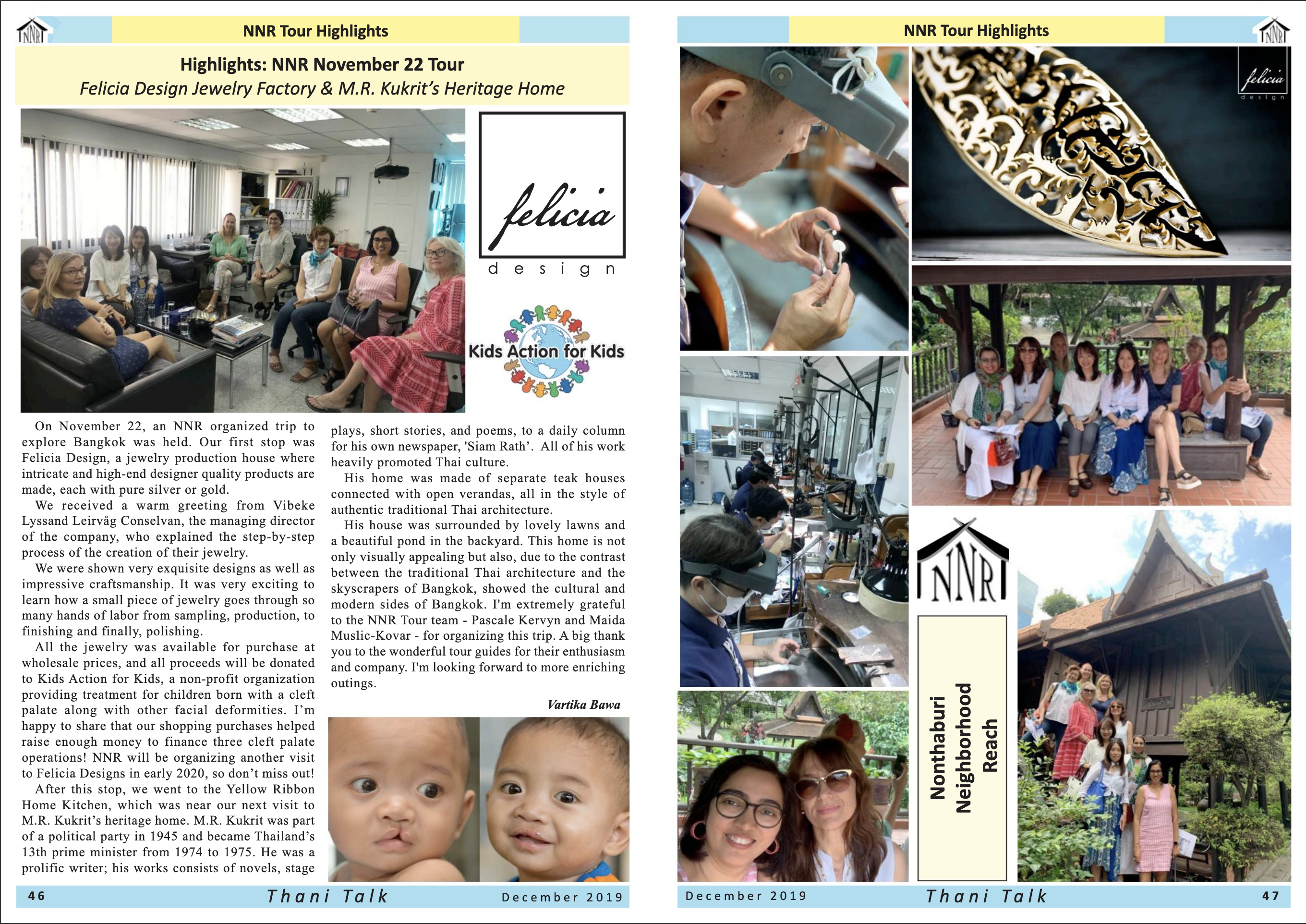 Thani Talk Magazine – Thailand
